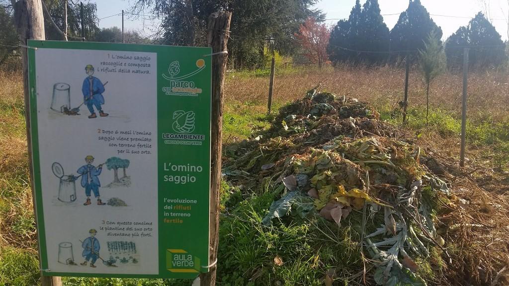 come fare compostaggio